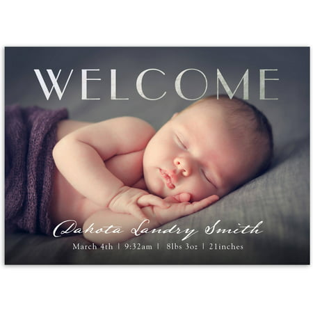 Welcome Baby Baby Announcement - Baby Announcement Signs For Yard