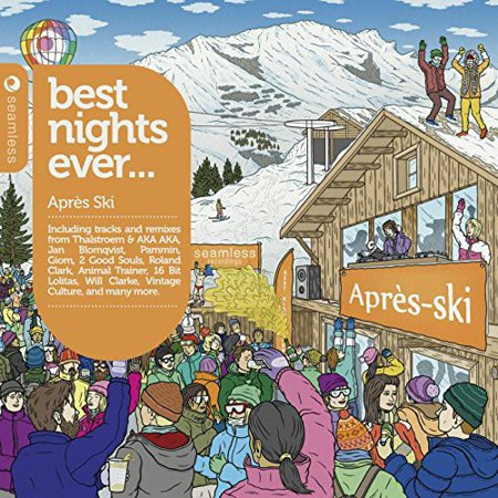 Best Nights Ever Apres Ski (CD) (Apres Ski Fur)