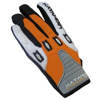 Katahdin Offroad Gloves Orange