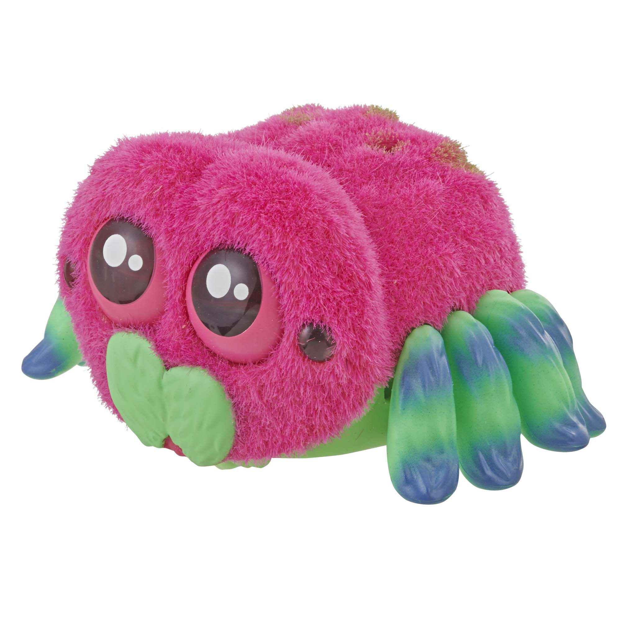 Yellies! Sammie; Voice-Activated Spider Pet; Ages 5 and up