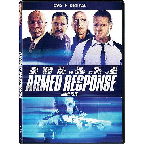 Armed Response (DVD   Digital Copy) (With INSTAWATCH) (Widescreen)