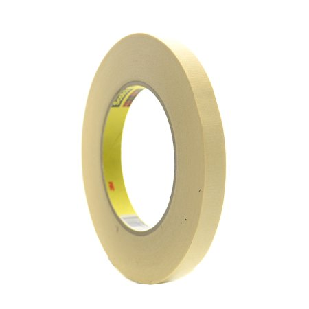 Crepe Masking Tape 202 1/2 in. x 60 yd. (pack of 2)