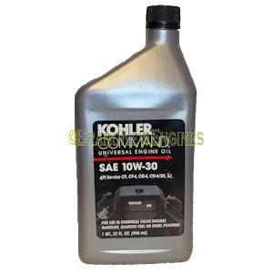 Kohler Command SAE 10W-30 Engine Oil 32 oz. #25 357 06-S