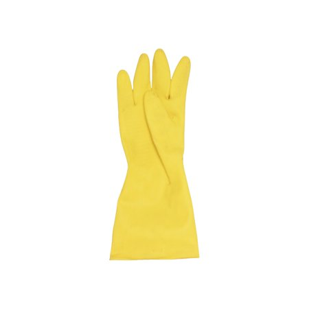 Rubber gloves with 16 inch length long sleeve - size (16 x 8.5 inch) (comes in 12 pairs), comes in dozen