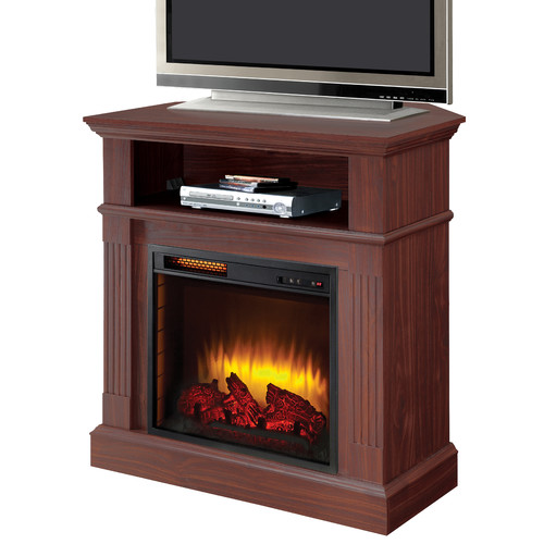 Comfort Glow The Dover 40'' TV Stand with Fireplace