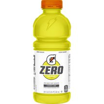 Energy & Sports Drinks: Gatorade Zero