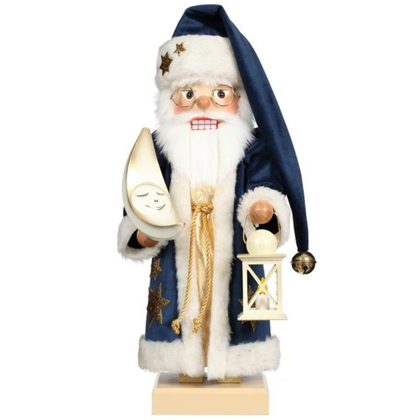 Alexander Taron 0 822 Christian Ulbricht Nutcracker Goodnight Santa Walmart Com Walmart Com