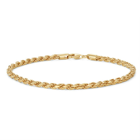 14K Gold Plated Silver Men