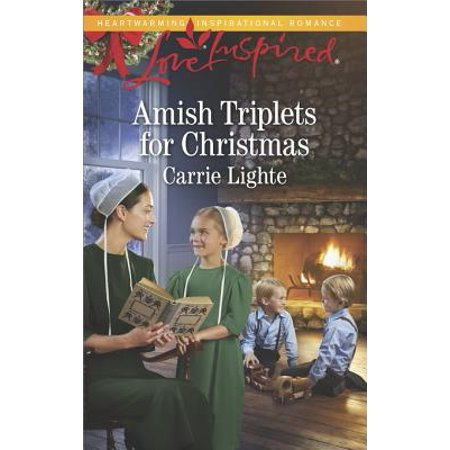 Amish Triplets for Christmas - eBook
