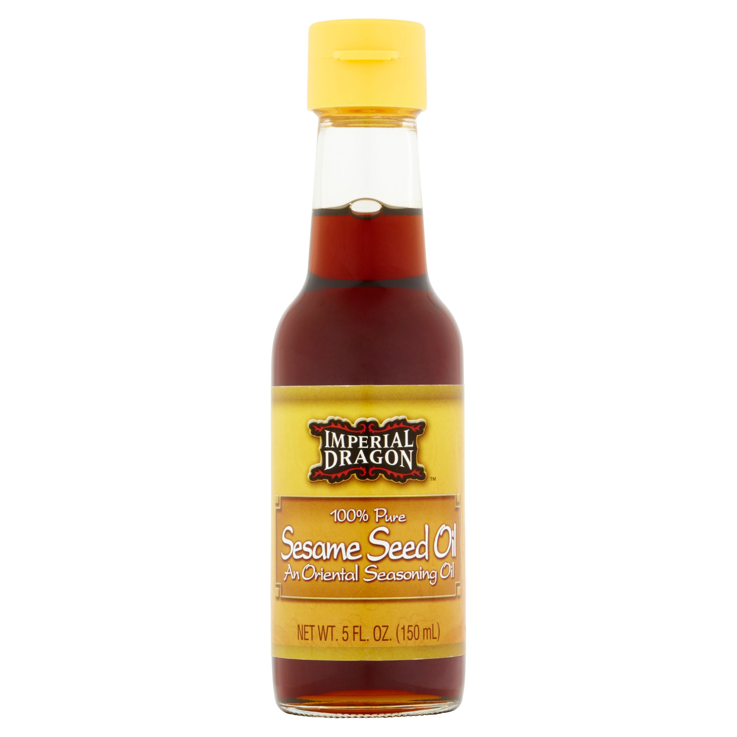 Imperial Dragon 100% Pure Sesame Seed Oil, 5 Fl Oz