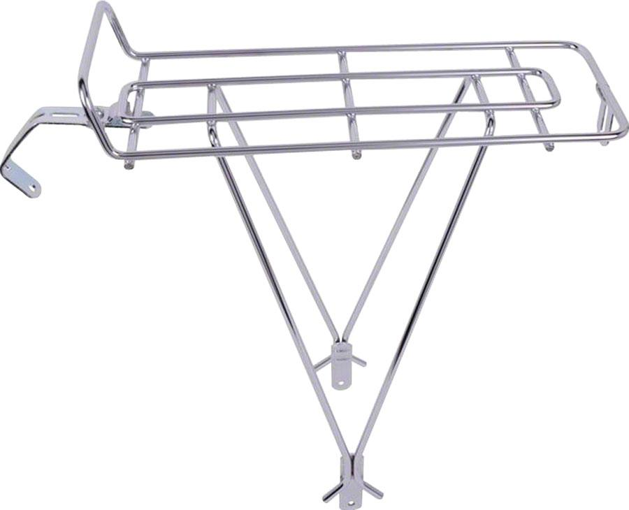 Wald 215 Steel Bike Rack, Chrome by Cycle Force Group