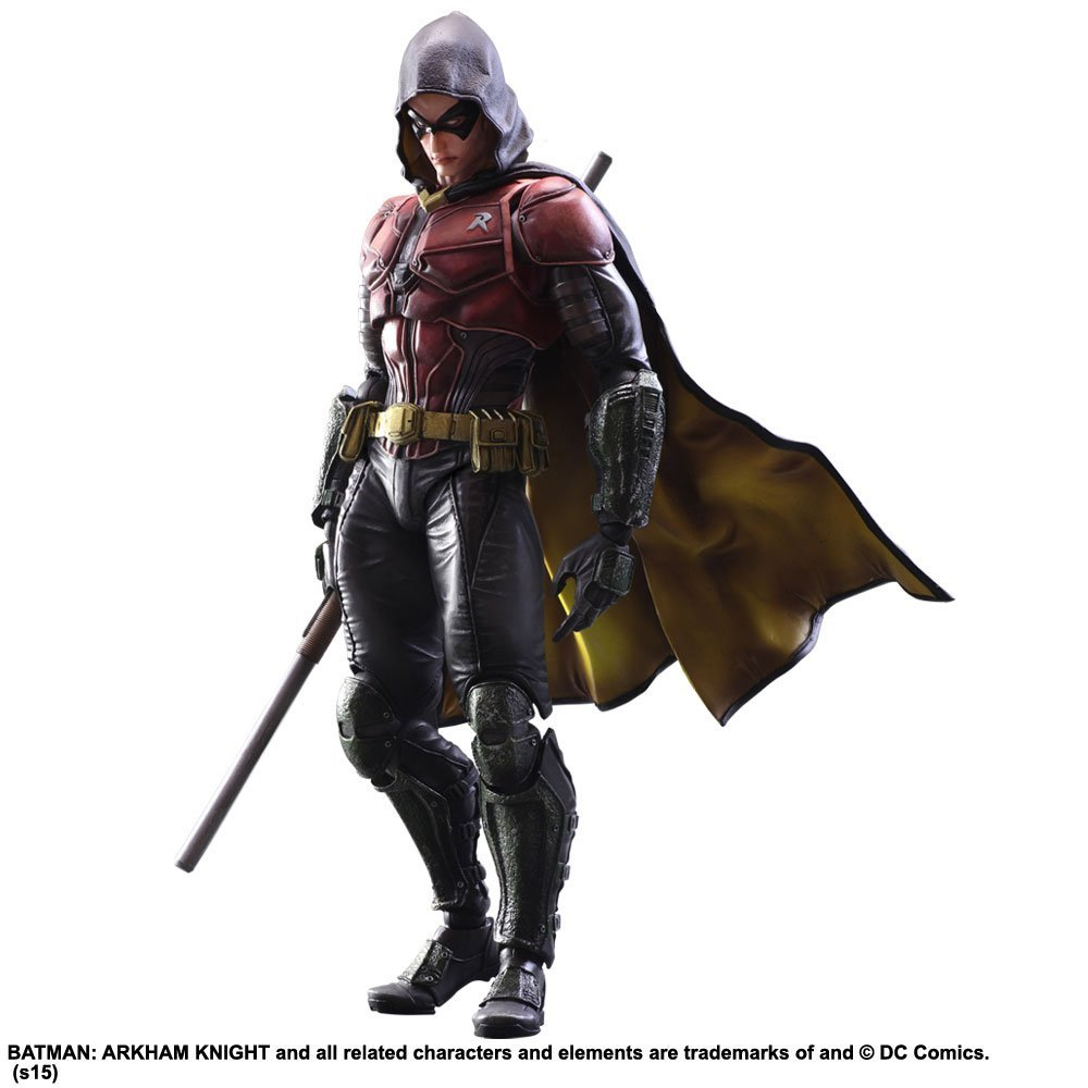 Square Enix Robin Batman Arkham Knight Play Arts KAI Action Figure
