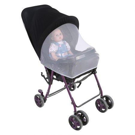 Yosoo Mosquito Net for Baby Stroller, Sunshade Cover for Pram, Mutifuntional Sunshade Cover Mosquito Net for Baby Stroller Pram Baby Pushchair Buggy - image 7 of 7