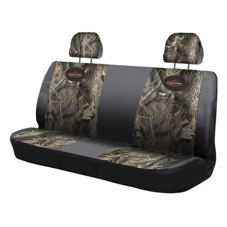 Team Realtree Camo Rear Bench Seat Cover