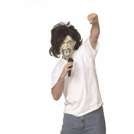 Rock Zombie Mask Halloween - Rocky Mask