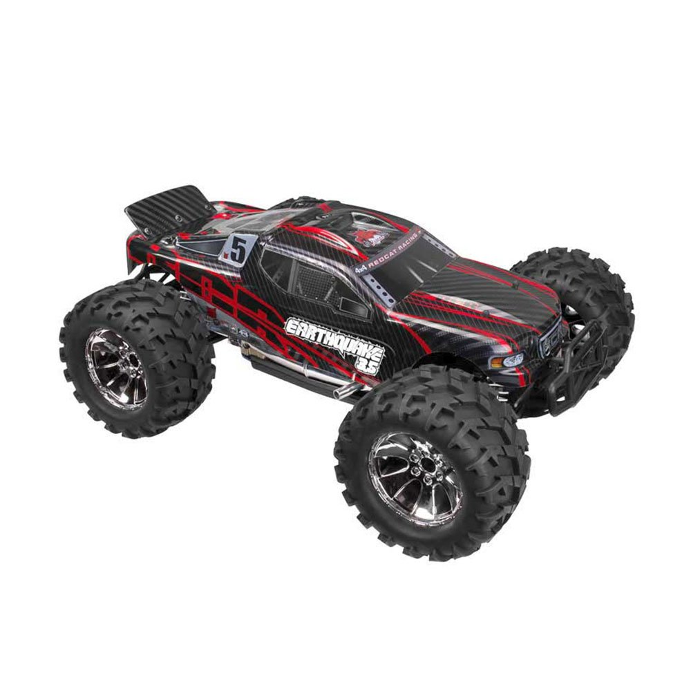 Redcat Racing Earthquake 3.5 1 8 Scale Nitro RC Remote Control Monster Truck Toy by Redcat Racing