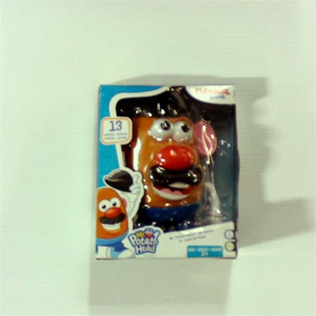 Pirate Mr Potato Head (Playskool Friends Mr. Potato Head Classic Toy for Ages 2 and)