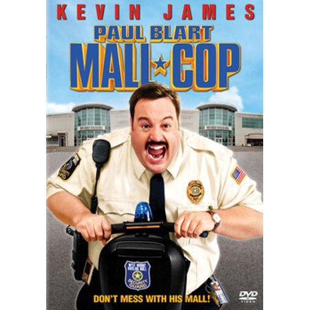 Paul Blart: Mall Cop (DVD) (The White Plains Mall)