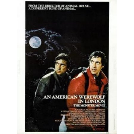 American Werewolf In London, An Movie Poster