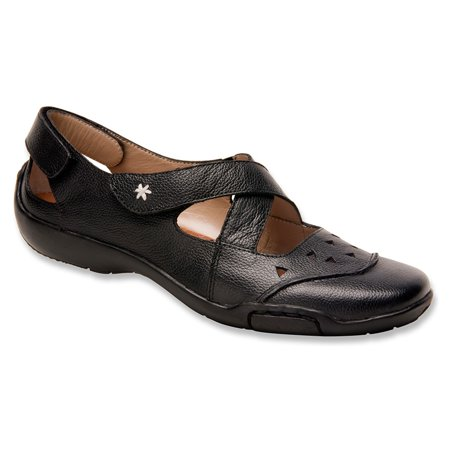Ros Hommerson Carrie Women US 6.5 N/S Black Mary Janes