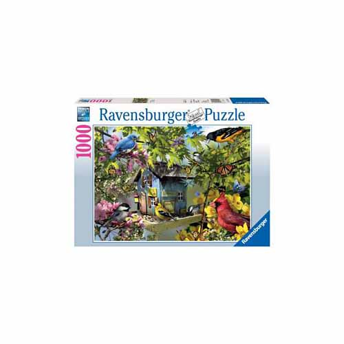 Ravensburger Time for Lunch Puzzle, 1000 Pieces