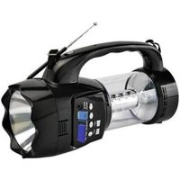 QFX Emergency Rechargeable Flashlight/Lantern