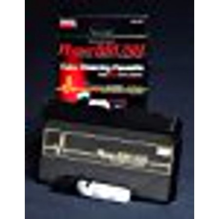 TRACKMATE TM270B Hyperbrush Vhs Vcr Drum and Head Cleaner (Head Cleaner For Vcr)