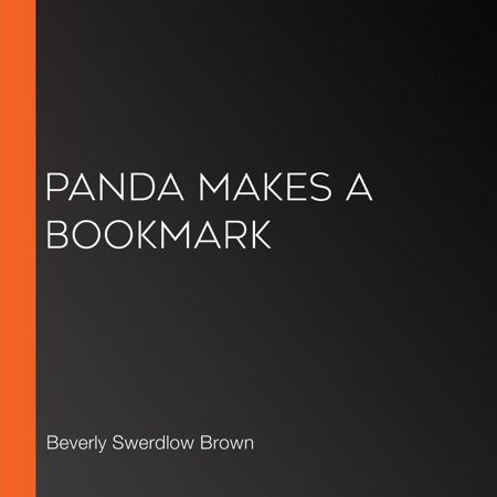 Panda Makes a Bookmark - Audiobook](Halloween Bookmarks To Make)