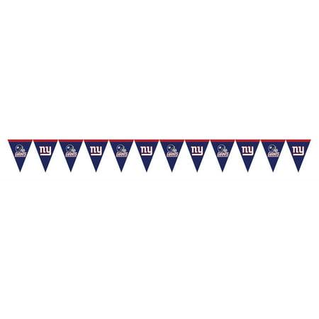 New York Giants Flag Banner