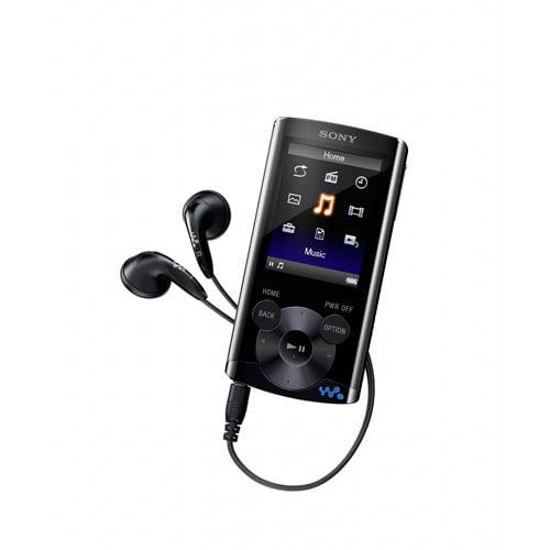 Sony E-Series Walkman MP3 Player, Black