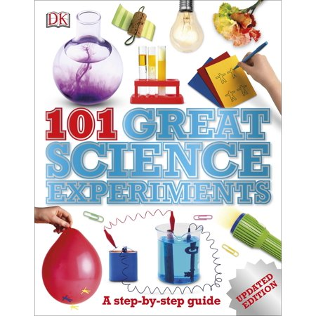 Little Book Science Experiments - 101 Great Science Experiments : A Step-by-Step Guide
