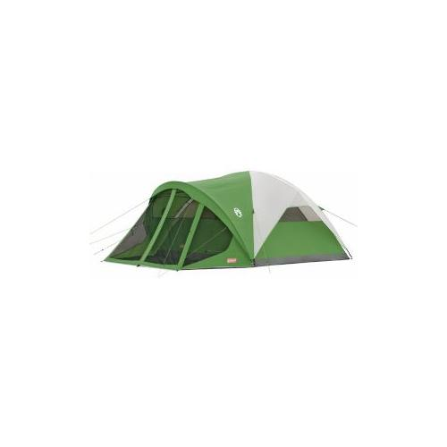 Coleman  Screened Evanston™ 6-Person Modified Dome Tent with Dedicated Fron