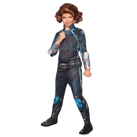 Avengers 2 Deluxe Black Widow Costume for Kids](Pocahontas Costume For Sale)