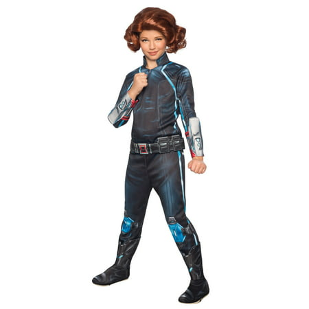 Avengers 2 Deluxe Black Widow Costume for - Black Widow Avengers Costumes
