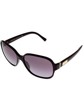 c3660c22506 Product Image Giorgio Armani Sunglasses Women Violet AR8020 51158H Square  Size  Lens  Bridge  Temple