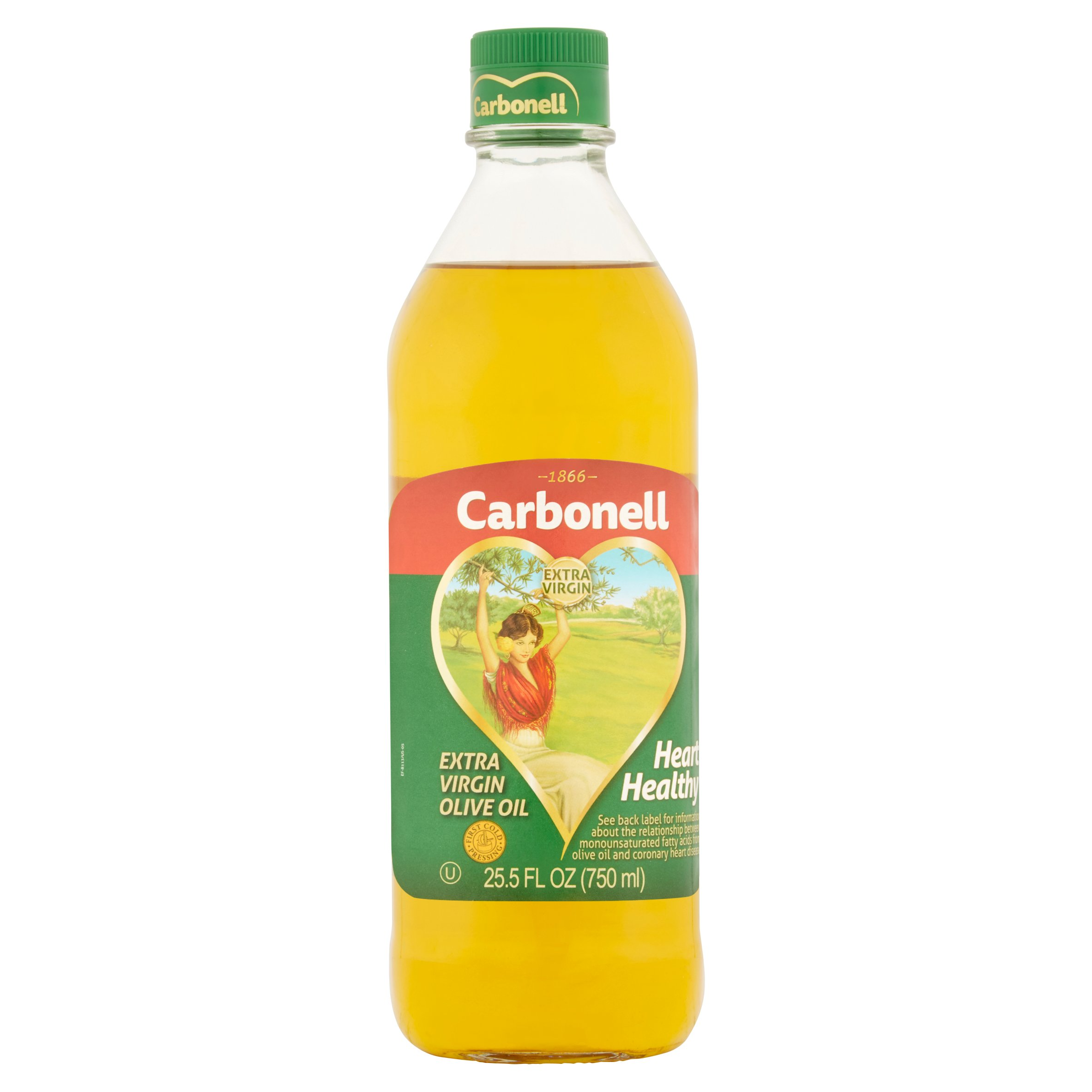 Carbonell Extra Virgin Olive Oil, 25.5 fl oz by Deoleo USA, Inc.