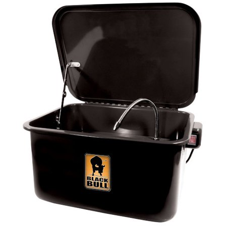 Black Bull 3.5 gal Portable Parts Washer