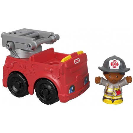 Fisher-Price Little People Have a Slice Pizza Delivery
