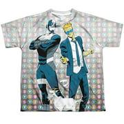 Quantum And Woody Bros Big Boys Sublimation Shirt