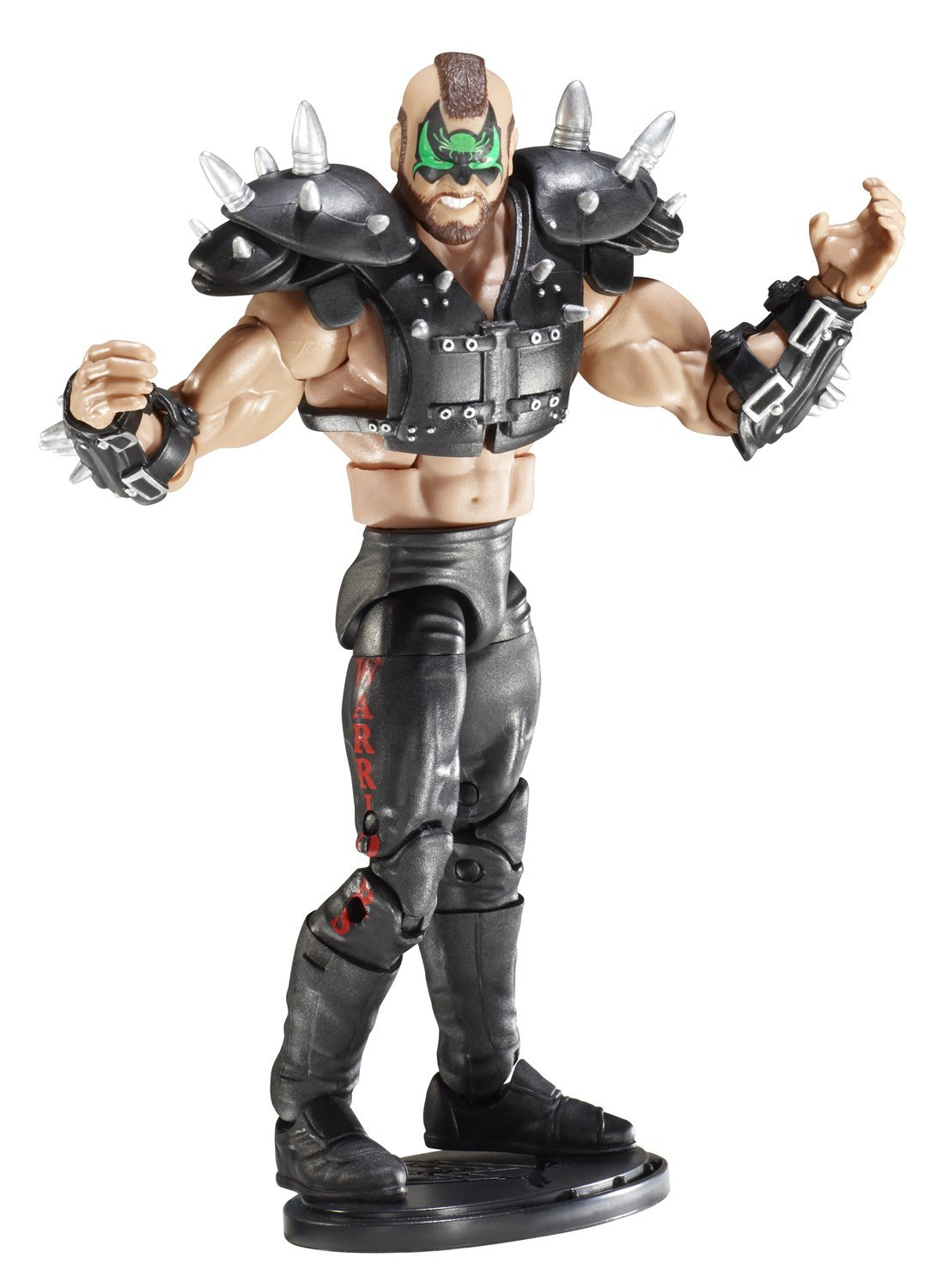 WWE Legends Road Warrior Animal Collector Figure By Mattel by