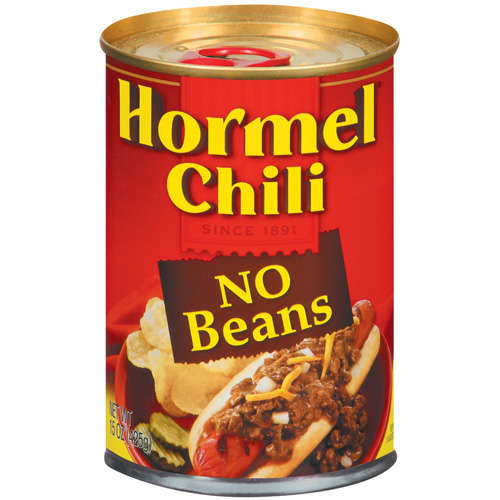 Hormel: No Beans Chili, 15 oz