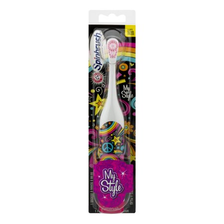 Arm & Hammer Spinbrush My Style Now $1.48 (Was $7.97)