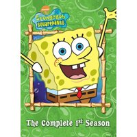 Spongebob Squarepants: Complete First Season (DVD)