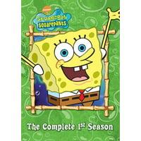 Spongebob Squarepants: Complete First Season (DVD)