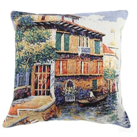 Soft Afternoon Decorative Pillow Cushion Cover - A - H 16 x W 16 - image 1 de 1