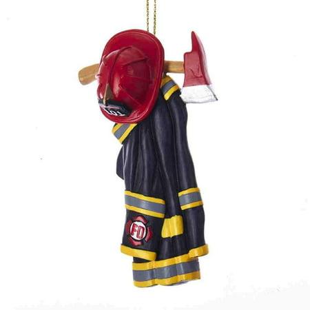 Kurt Adler Firefighter Uniform