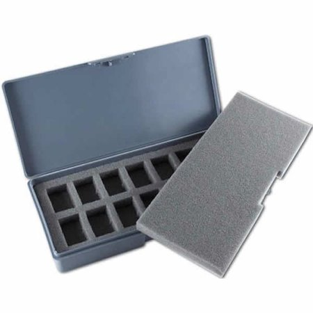 Miniature Storage Box (Has 14 Spaces for Miniatures) (Miniature Storage)
