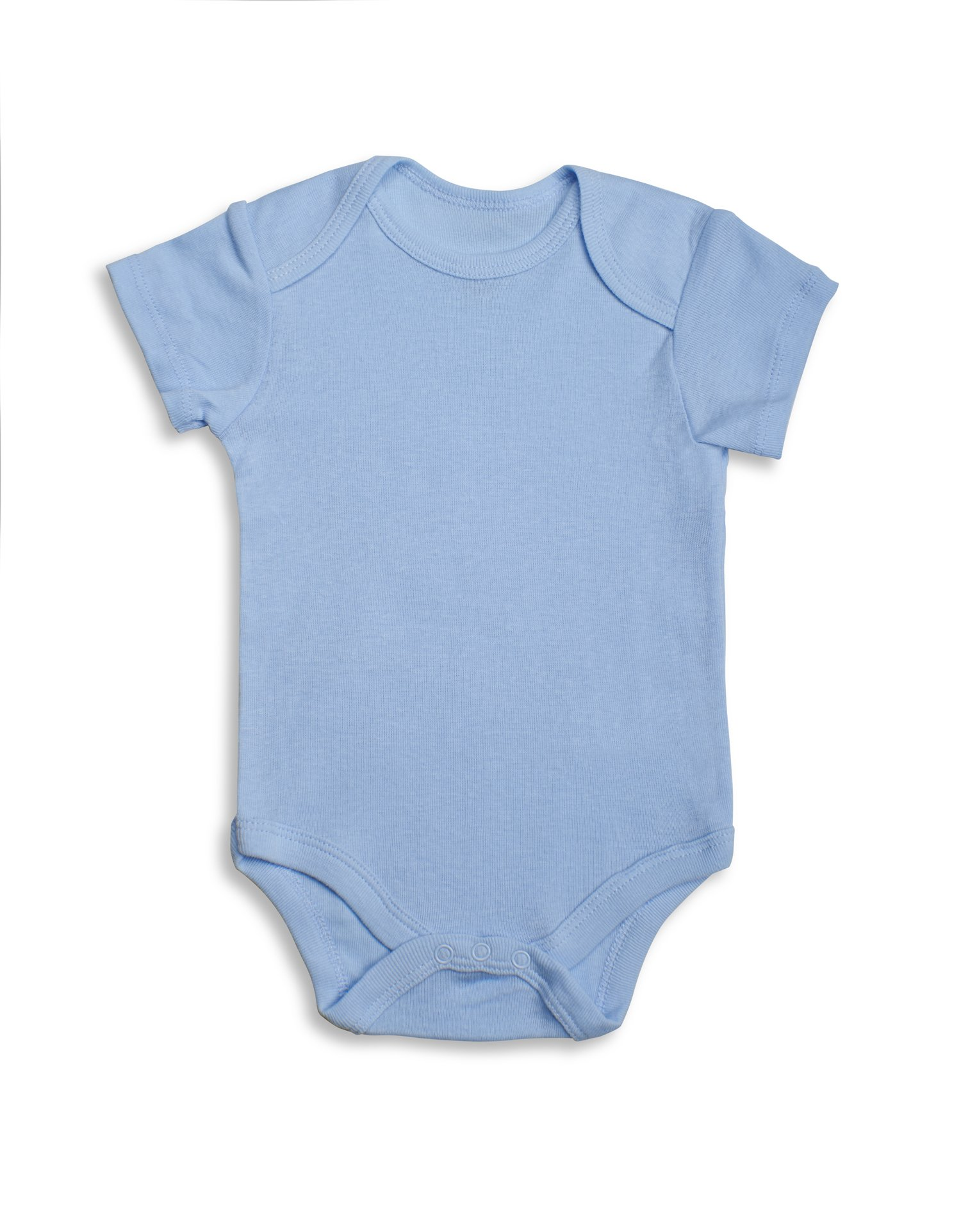 5-Pack Newborn Bodysuit Infant Clothes Lily and Page Jumper Baby Boy
