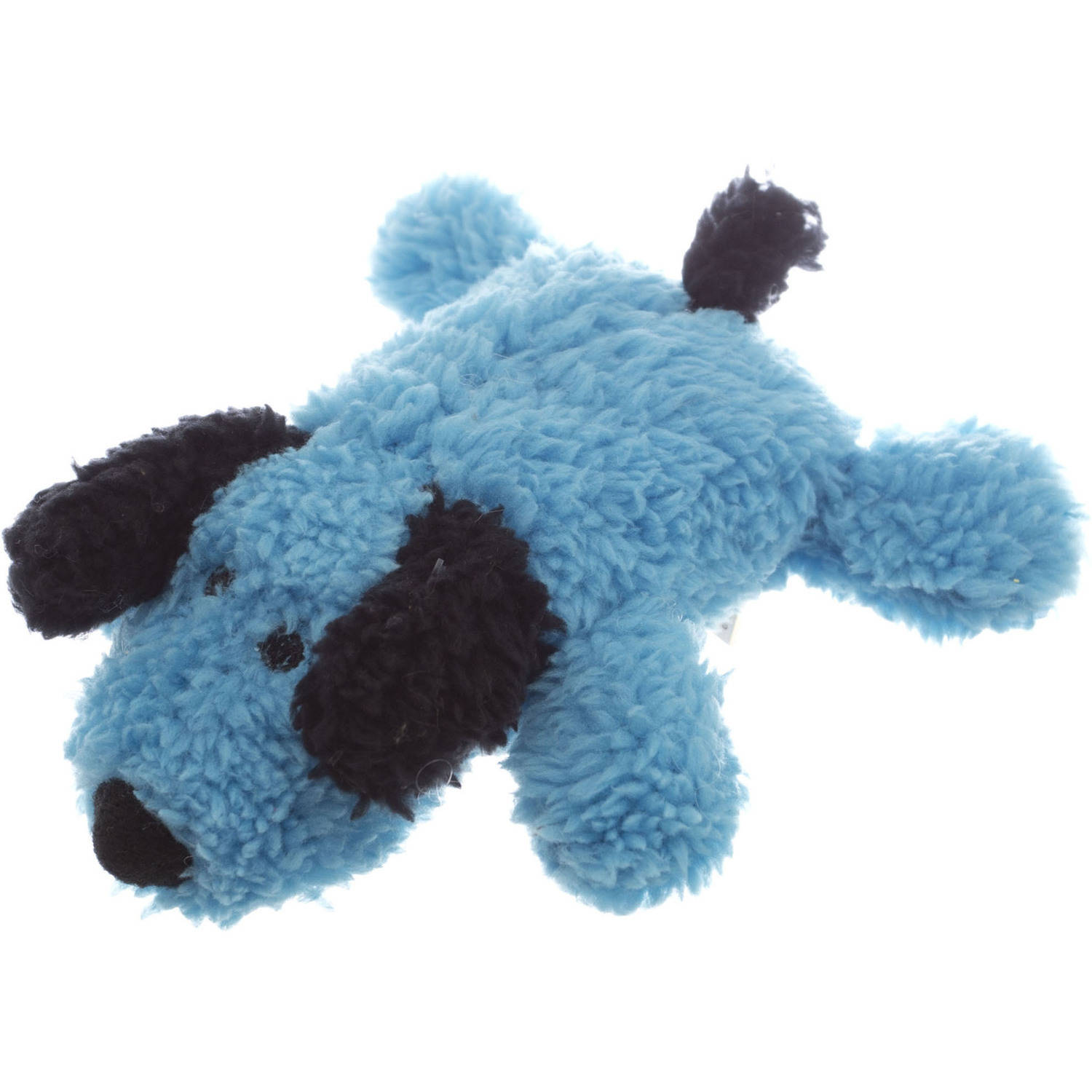 "6.5"" Super Soft Squeaky Dog Toy, Sky Blue Puppy by DAN-DEE INTERNATIONAL LTD"