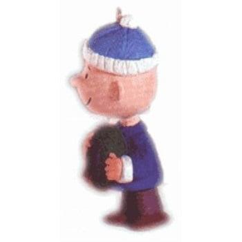 hallmark keepsake ornament charlie brown a snoopy christmas 2000 ()